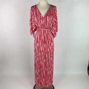 Lane Bryant Women Knit Maxi Dress 14/16